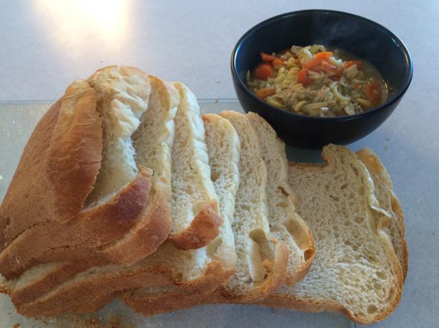 High Fiber Bread Machine Recipe  White Bread Machine Bread