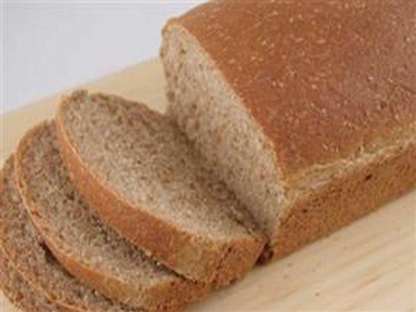 High Fiber Bread Machine Recipe  High Fiber 7 Grain and Bran Bread