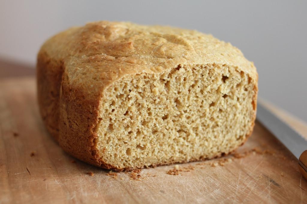 High Fiber Bread Machine Recipe  Sprouted Whole Wheat Flour Bread Machine Recipe