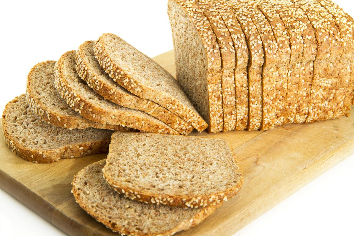 High Fiber Bread Machine Recipes  Recipe for Sprouted Grain Bread Everyone Will Eat With Gusto