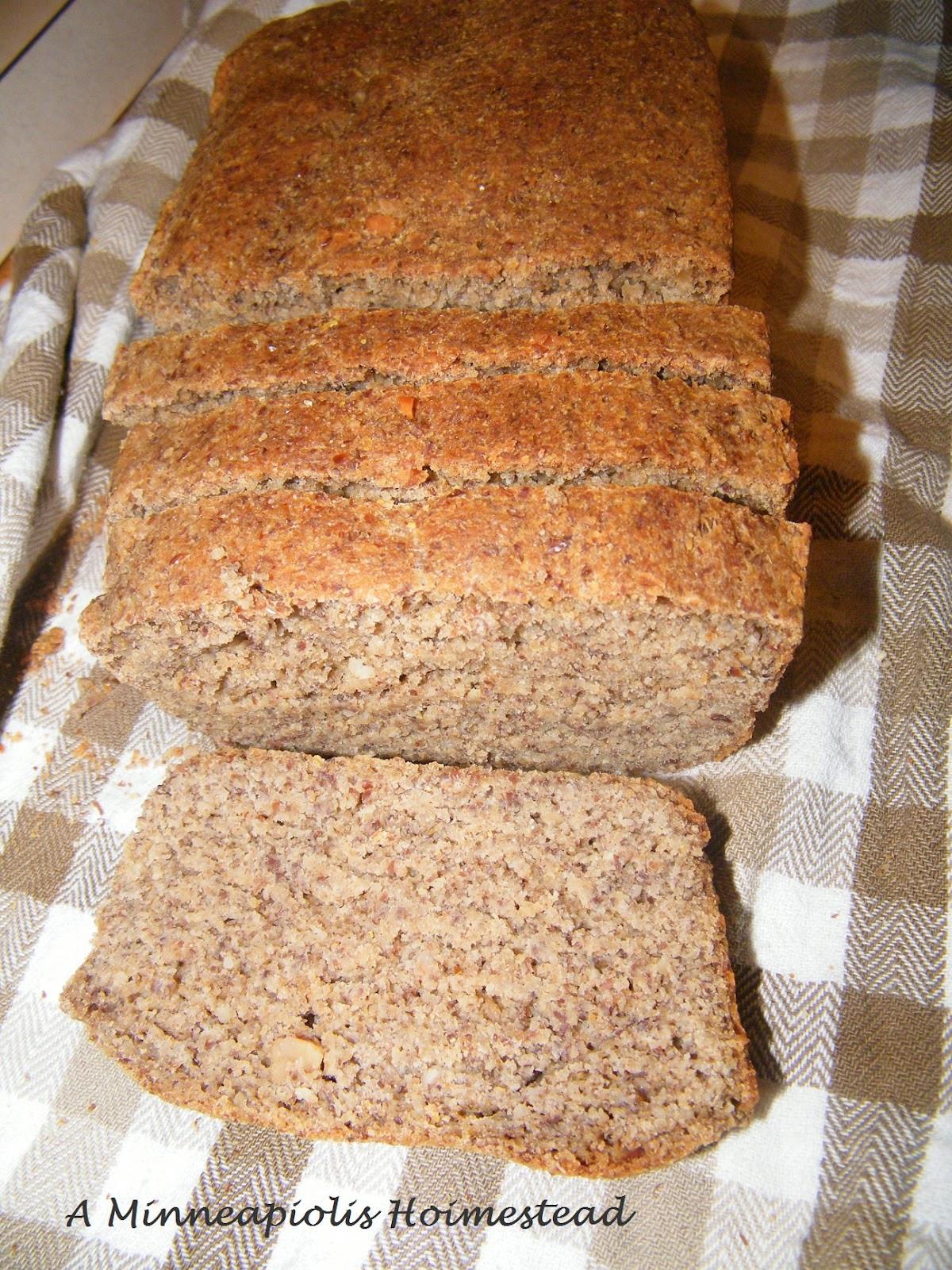 High Fiber Bread Recipe  Healthy Fluffy High Fiber Yeast Bread Recipe recipe for