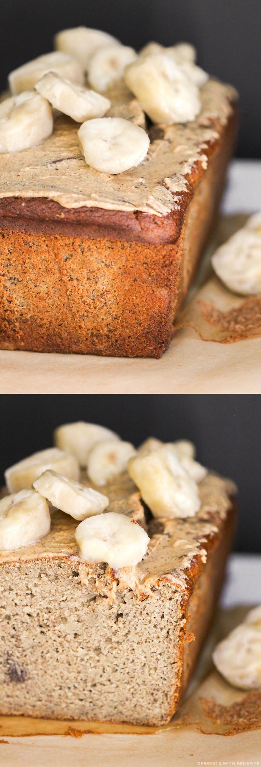 High Fiber Bread Recipe  high fiber banana bread recipe
