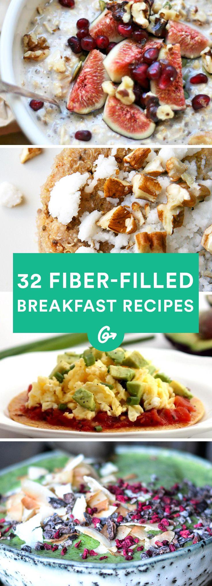 High Fiber Breakfast Recipes  Best 25 High fiber breakfast ideas on Pinterest
