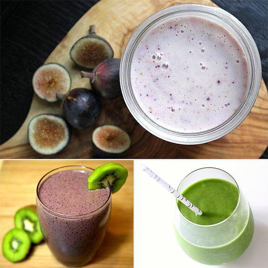 High Fiber Breakfast Smoothies  393 best Drink Me images on Pinterest