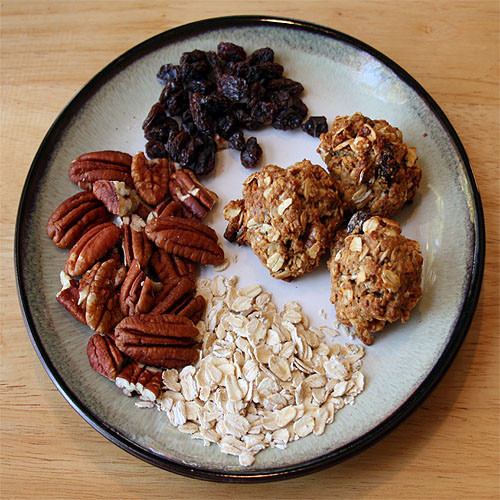High Fiber Cookie Recipes  Foy Update Happy Wholesome Breakfast Cookies Healthy