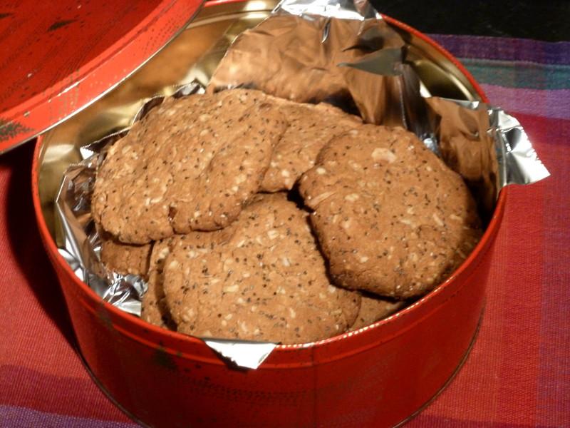 High Fiber Cookie Recipes  High Fiber Cookies