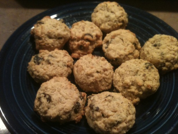 High Fiber Cookie Recipes  Neeces Delicious Low Carb High Fiber Oatmeal Cookies
