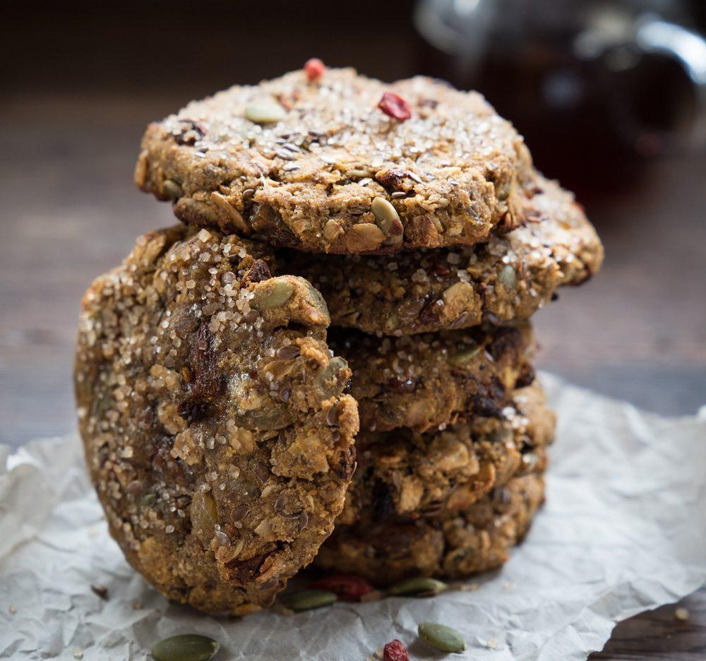 High Fiber Cookie Recipes  High Fiber Energy Cookie Botanica Health