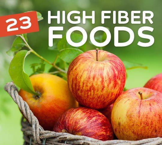 High Fiber Diet Recipes  83 best FIBER rich FOODS images on Pinterest