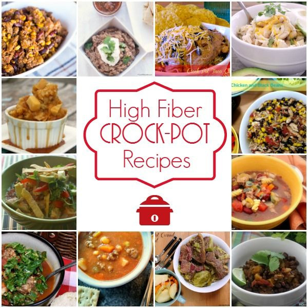High Fiber Diets Recipes  Best 25 High fiber foods ideas on Pinterest