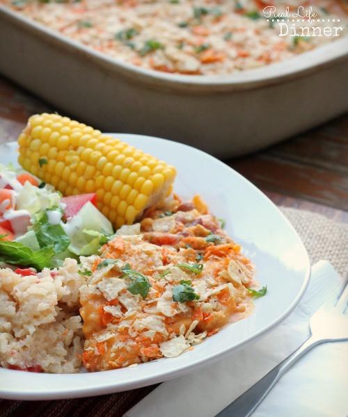 High Fiber Dinner Recipes  High Fiber and Protein Dinner Ideas Real Life Dinner