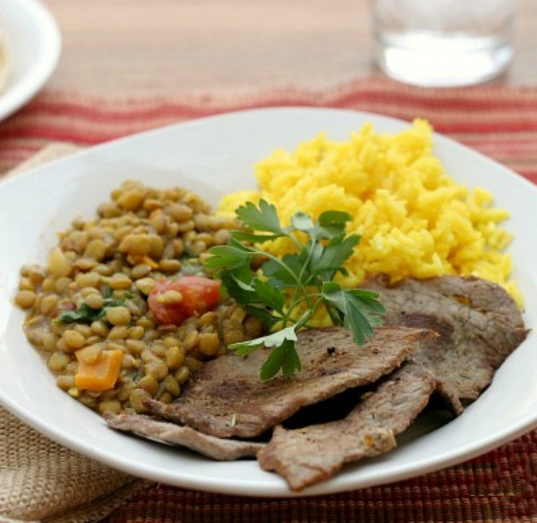 High Fiber Dinner  High Fiber and Protein Dinner Ideas Real Life Dinner