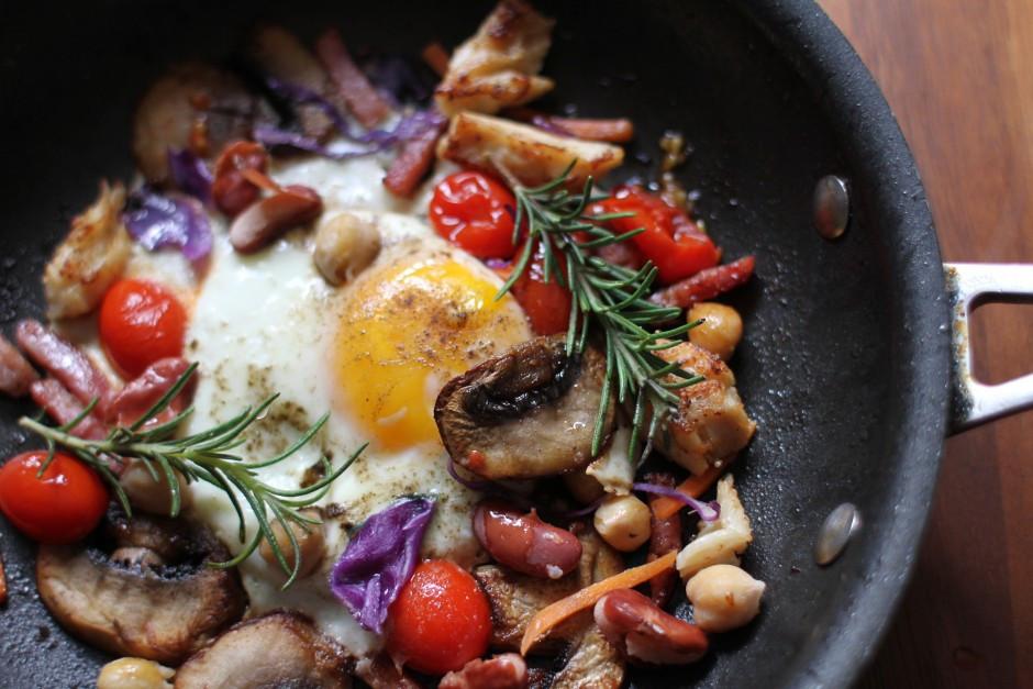 High Fiber Low Carb Recipes  Low Carb High Fiber Breakfast Skillet Mama BullockMama