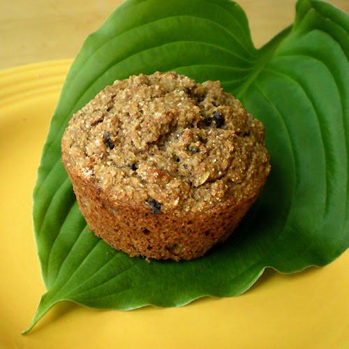 High Fiber Muffin Recipes  Foy Update Healthy Happy Banana Muffins High Fiber Low