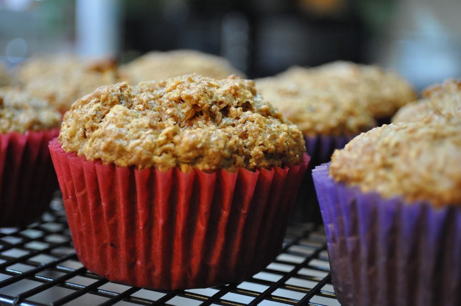 High Fiber Muffin Recipes  Teacher Baker Gourmet Meal Maker High Fiber Breakfast