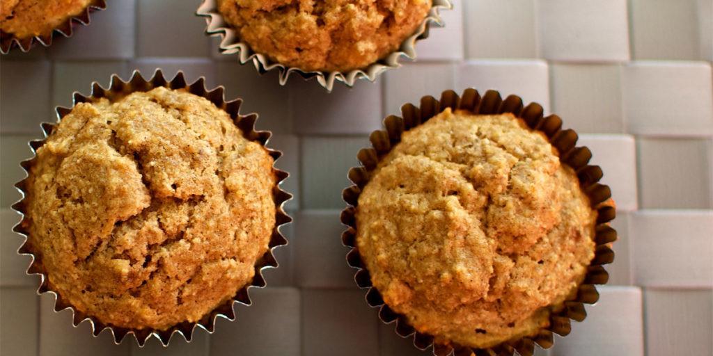 High Fiber Muffin Recipes  Ridiculously High Protein High Fiber Gluten Free Muffin Recipe