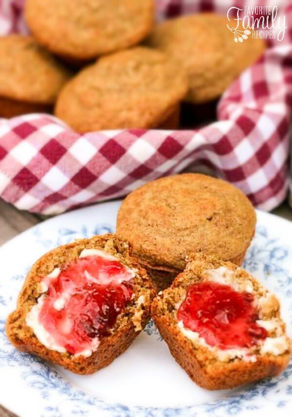 High Fiber Muffin Recipes  High Fiber Cereal Bran Muffins