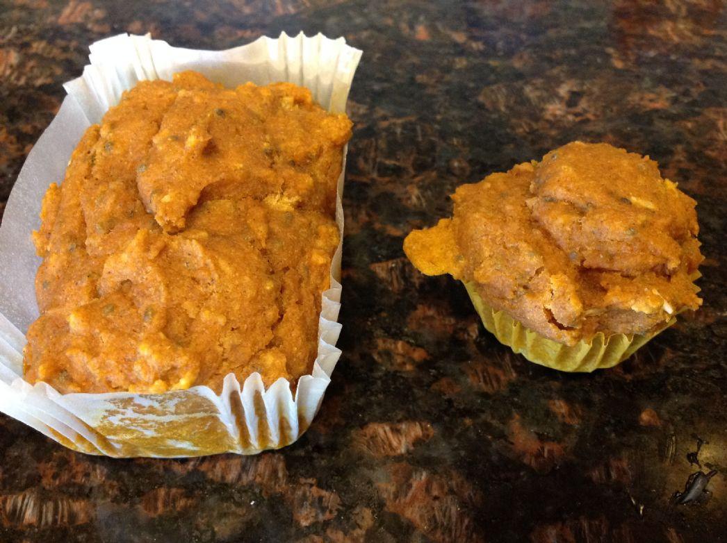 High Fiber Muffin Recipes  High Fiber Pumpkin Muffins Recipes