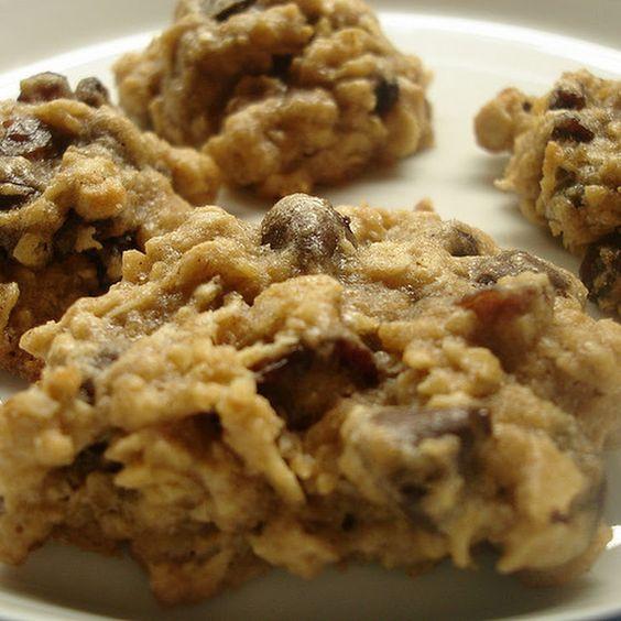 High Fiber Oatmeal Cookies  Neece s Delicious Low Carb High Fiber Oatmeal Cookies