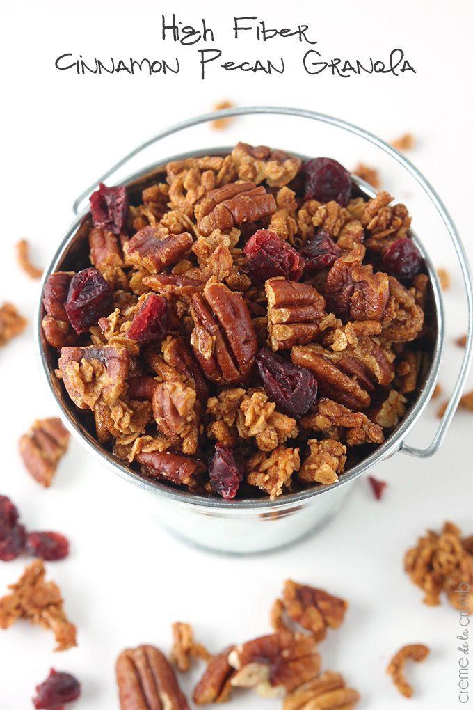 High Fiber Pretzels  Best 25 High fiber snacks ideas on Pinterest