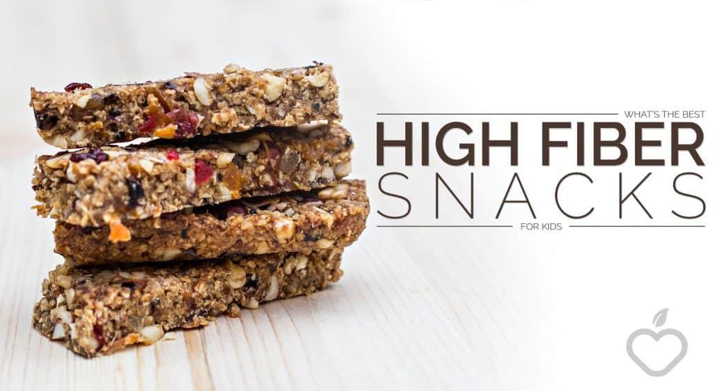 High Fiber Pretzels  What's The Best High Fiber Snacks For Kids