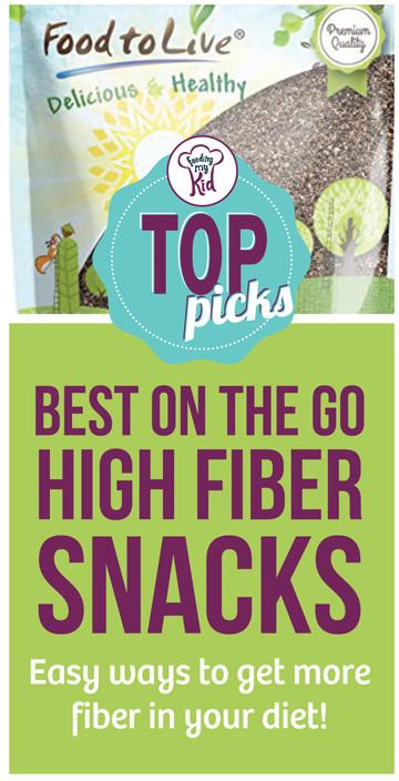 High Fiber Pretzels  High Fiber Snacks Our Top Picks For Snacks on the Go