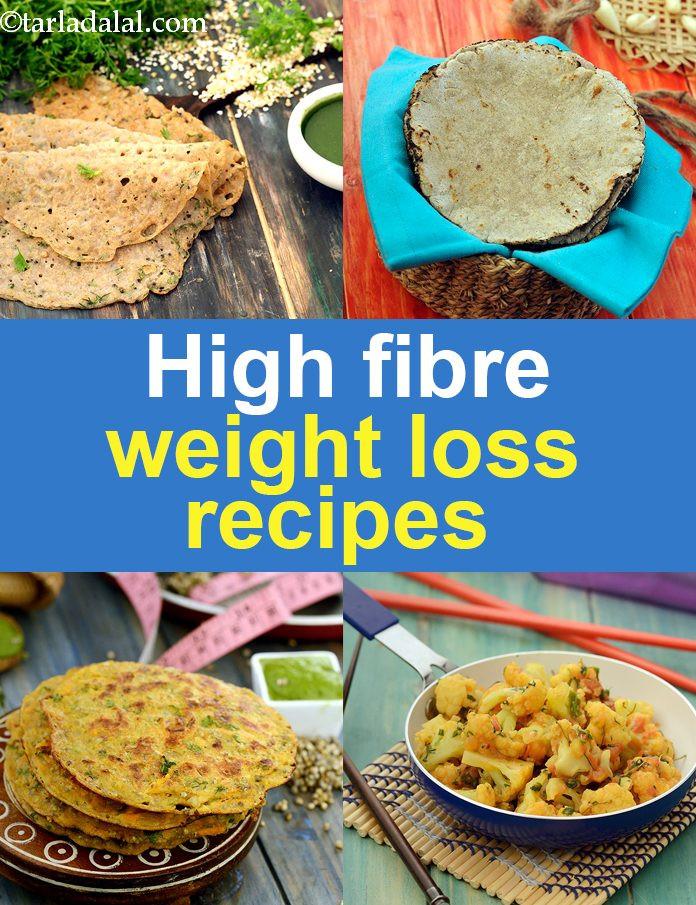 High Fiber Recipes For Weight Loss  वजन घटाने के लिए फ़ाइबर युक्त रेसिपी High Fiber Weight