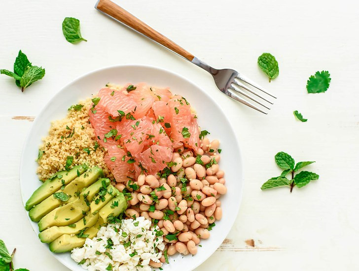 High Fiber Side Dishes  27 High Protein Dinners You Can Make In 20 Minutes Less
