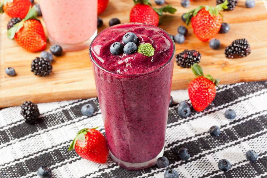 High Fiber Smoothie Recipes Weight Loss  25 Best Healthy Smoothies to Lose Weight Fast & Prevent