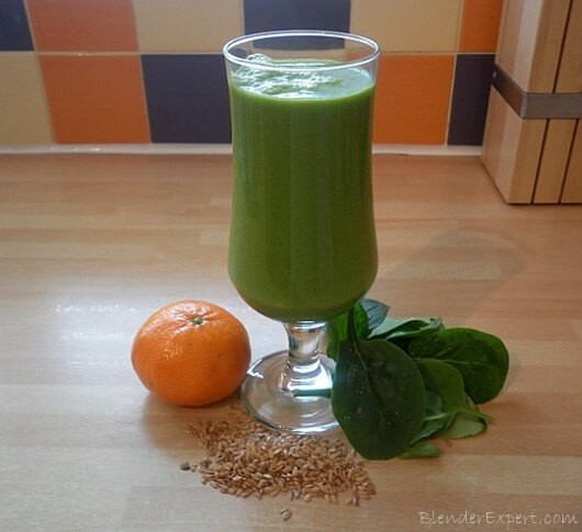 High Fiber Smoothies  High Fiber Green Smoothie Blender Expert