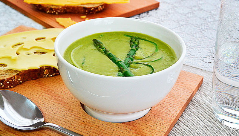 High Fiber Soup Recipes  High Fiber Asparagus Soup More Juice Press