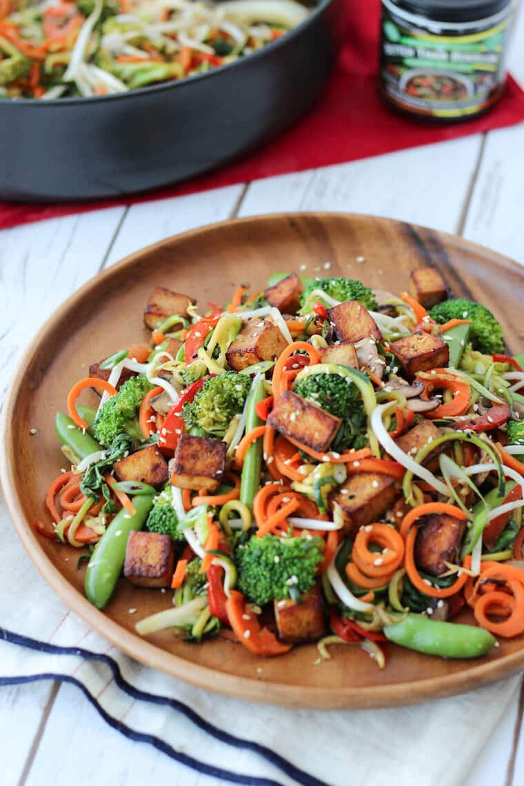 High Protein Low Calorie Vegan Recipes  e Week High Protein VEGAN MEAL PLAN