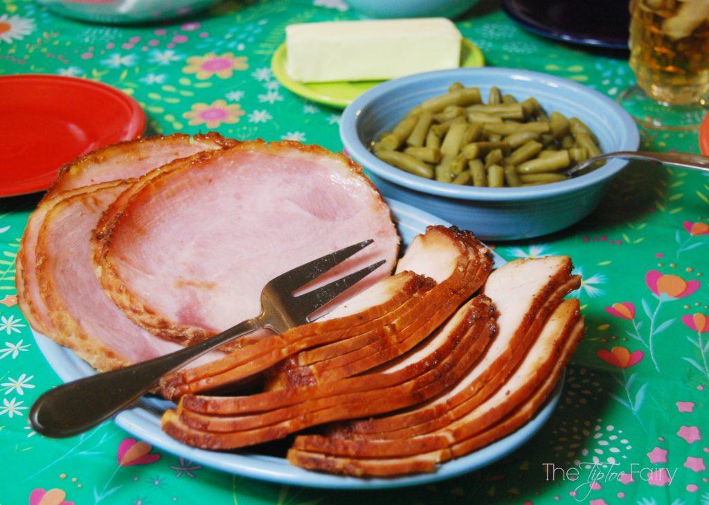 Honeybaked Ham Easter Dinner  Tips for an Easy Easter Dinner
