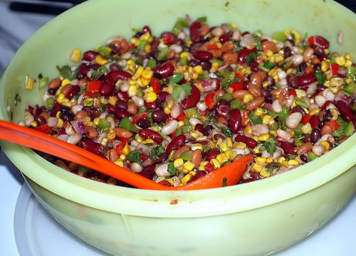 Indian Salad Recipes For Weight Loss  Simple Bean Salad Recipe The Reluctant Gourmet