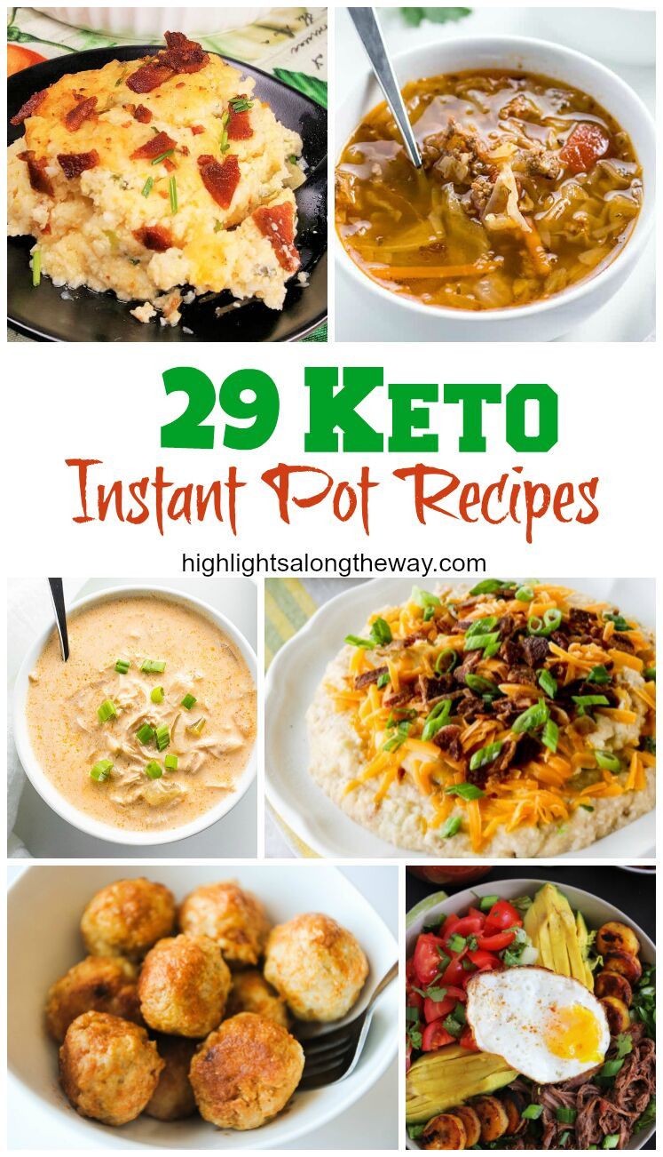Instant Pot Keto Recipes  Easy Keto Instant Pot Recipes you will want to make right now