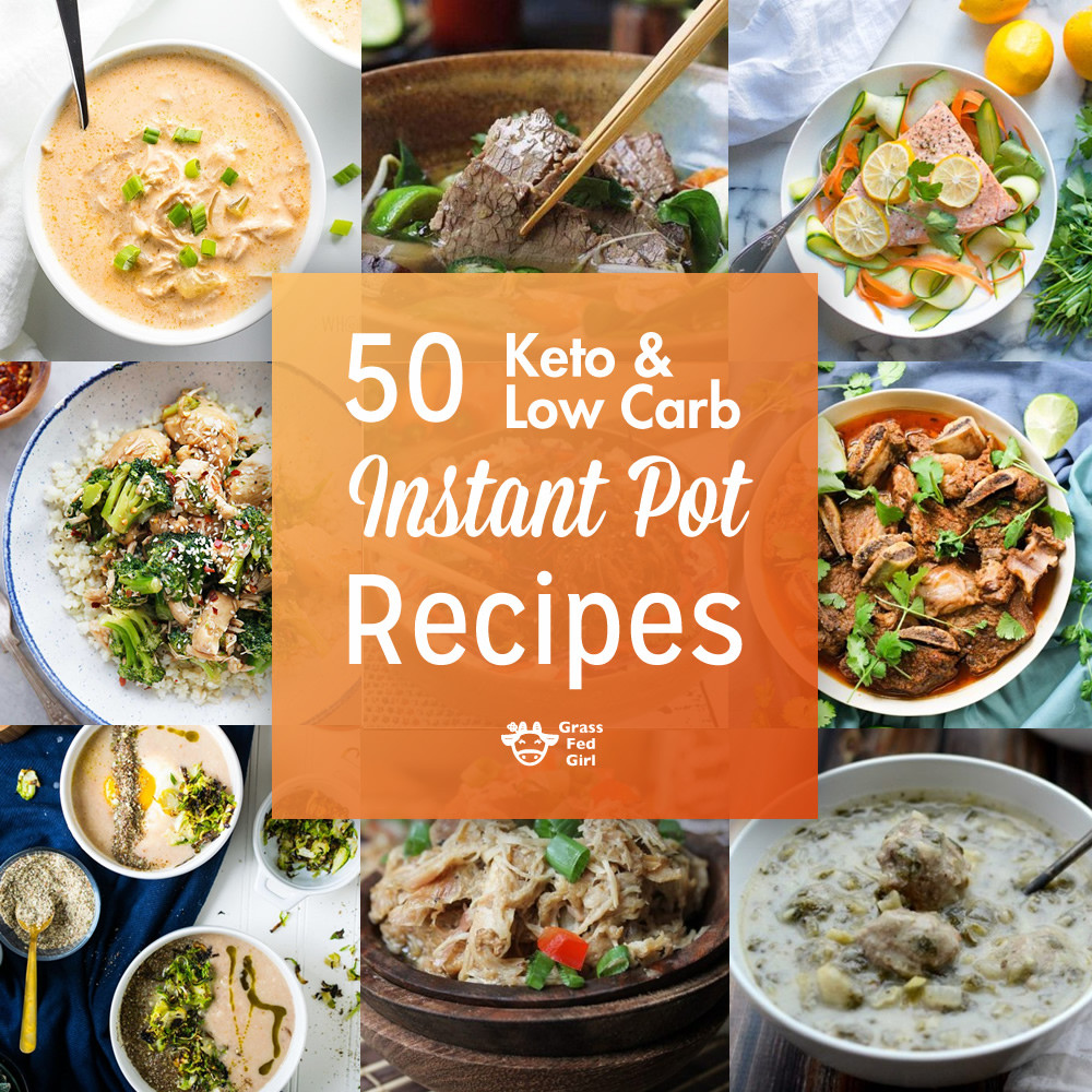 Instant Pot Keto Recipes  50 Best Keto and Low carb Instant Pot Recipes Weight