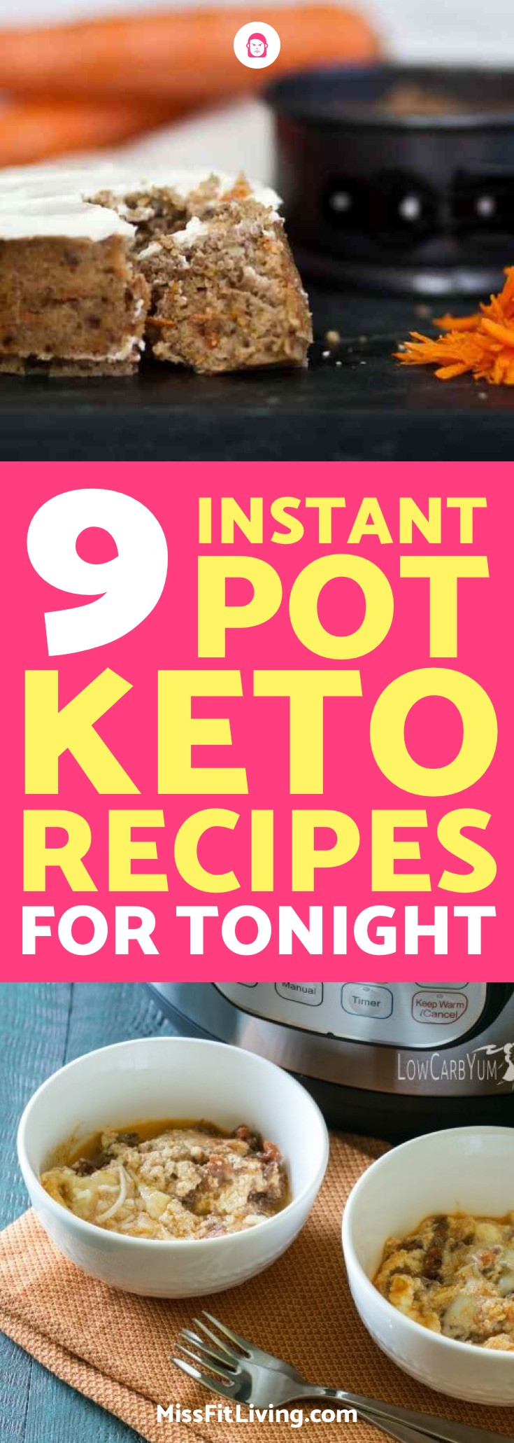 Instant Pot Keto Recipes  9 Instant Pot Keto Recipes To Try Tonight While Doing the