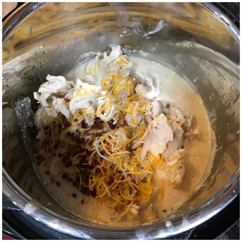 Instant Pot Keto Recipes  Instant Pot Keto Crack Chicken Recipe iSaveA2Z
