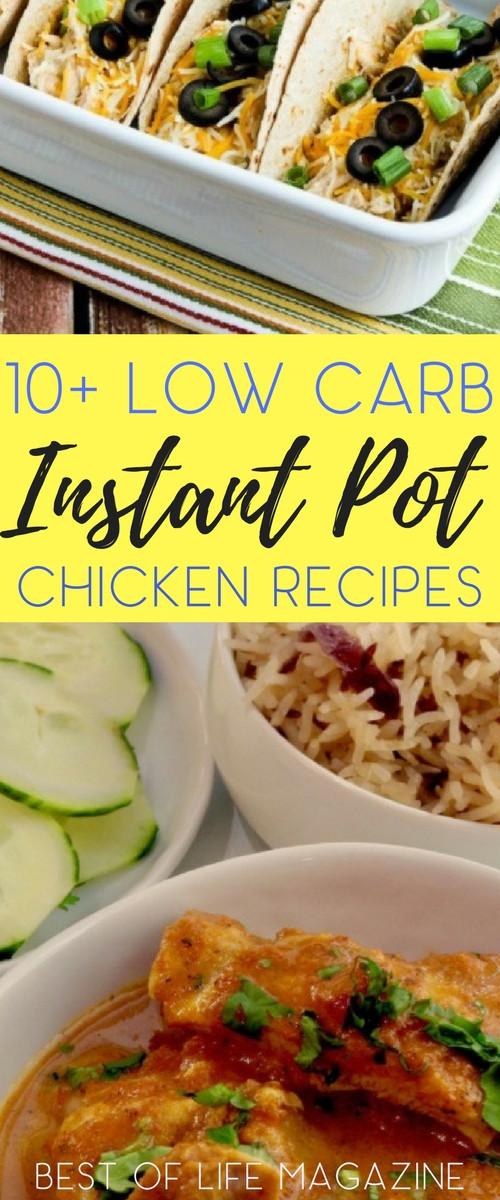 Instant Pot Keto Recipes  Instant Pot Keto Chicken Recipes Low Carb Recipes Best