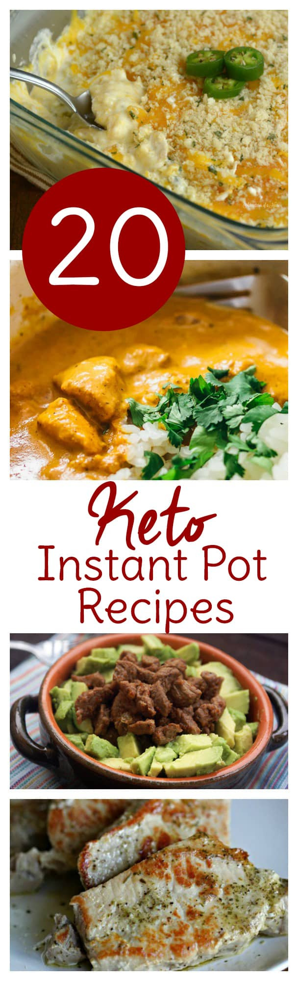 Instant Pot Low Calorie Recipes  20 Instant Pot Keto Recipes to Make This Week