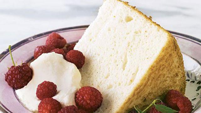 Is Angel Food Cake Vegan  Classic Angel Food Cake Recipe Dessert Recipes