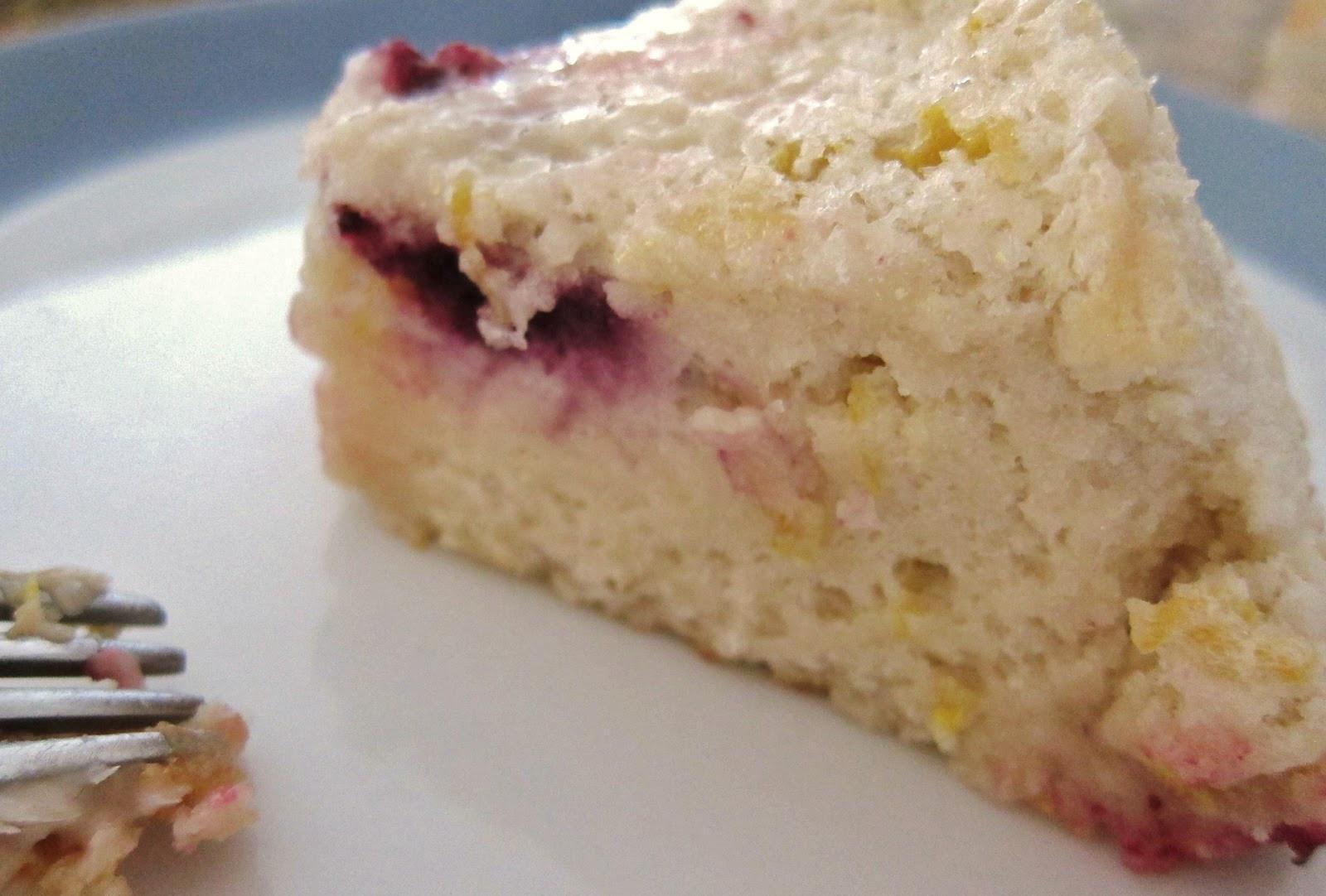 Is Angel Food Cake Vegan  The Vegan Chronicle Blueberry Angel Food Cake