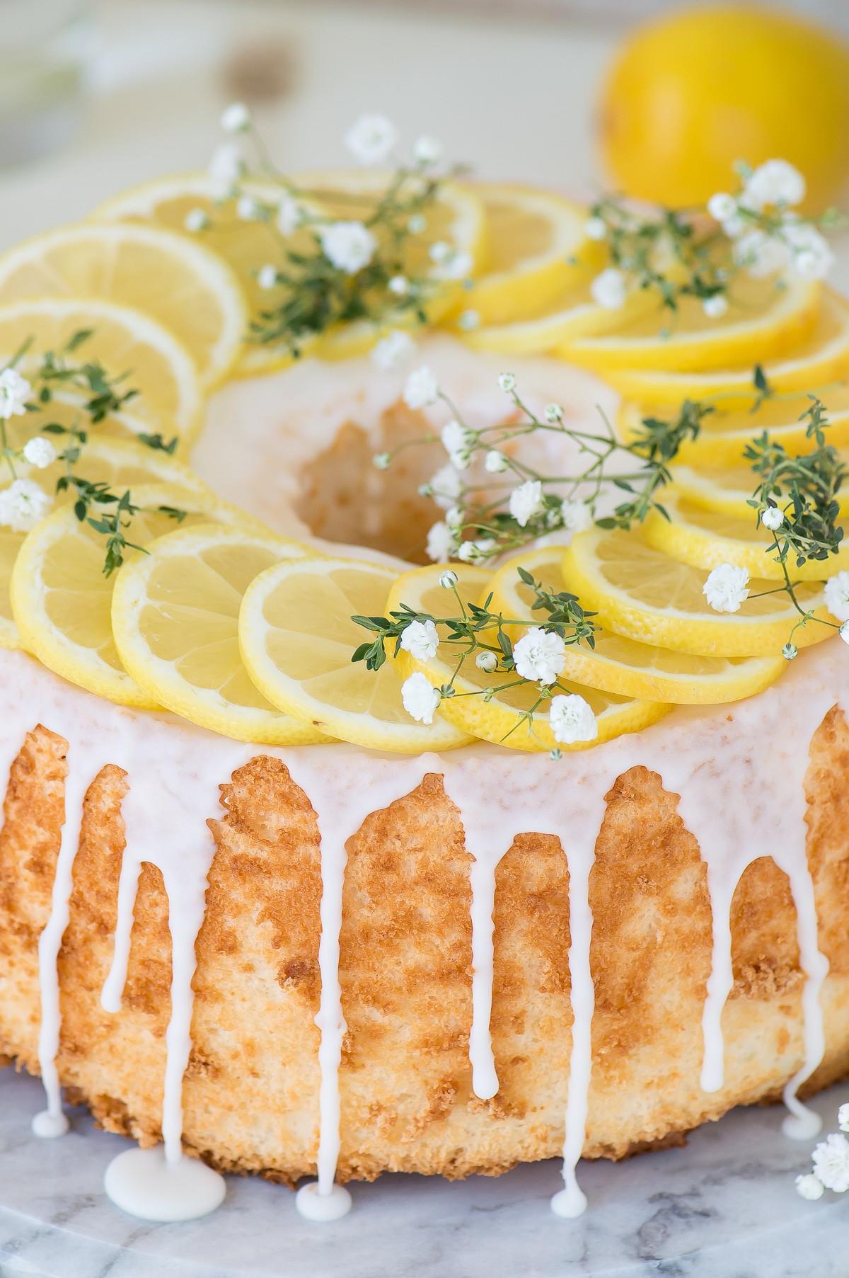 Is Angel Food Cake Vegan  vegan angel food cake