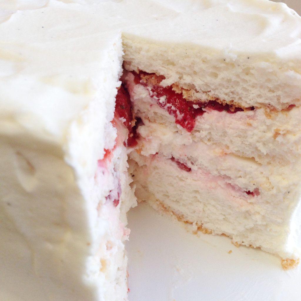 Is Angel Food Cake Vegan  vegan gluten free angel food cake
