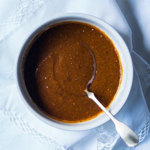 Is Bbq Sauce Keto  Keto BBQ Cauliflower with Creamy Blue Cheese