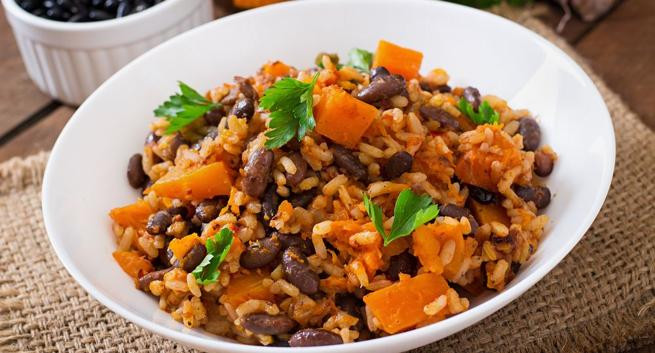 Is Brown Rice Bad For Diabetics  Oil free diabetic friendly recipe Mexican rice Read