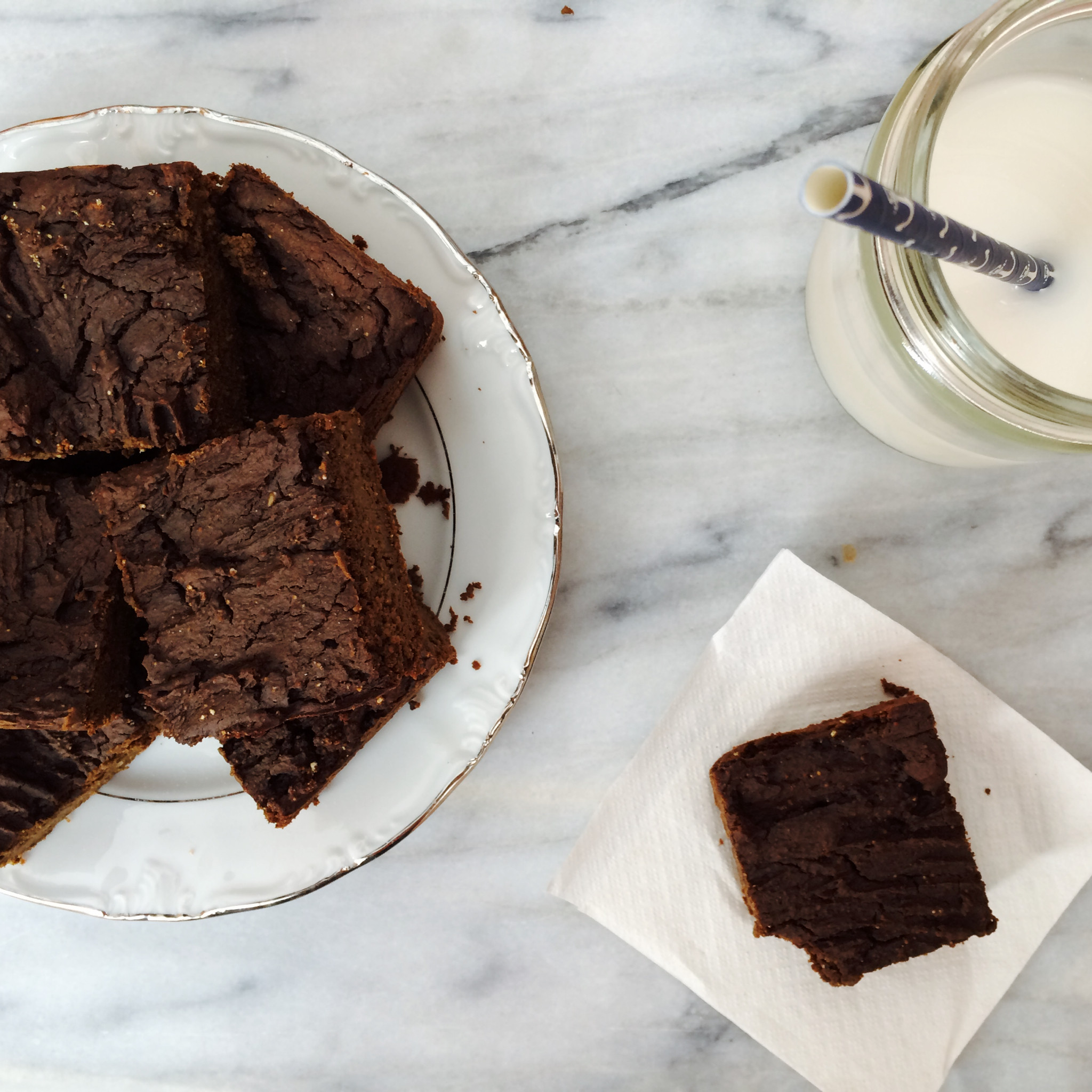 Is Cocoa Powder Keto  Vegan Keto Protein Brownies