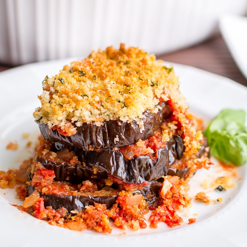 Is Eggplant Healthy  How to Make This Healthy Eggplant Parmesan Recipe