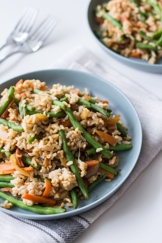 Is Fried Rice Vegan  is fried rice vegan