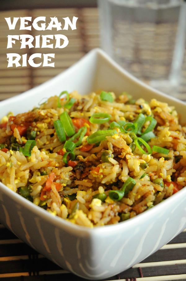 Is Fried Rice Vegan  Vegan Fried Rice
